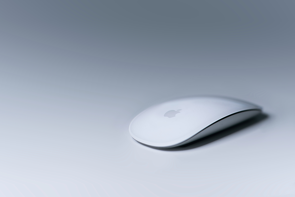 macのマウス
