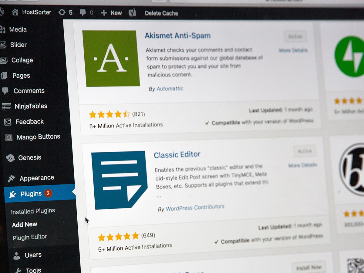 WordPressプラグインの具体的なインストール方法【結論:どの方法も簡単です。】